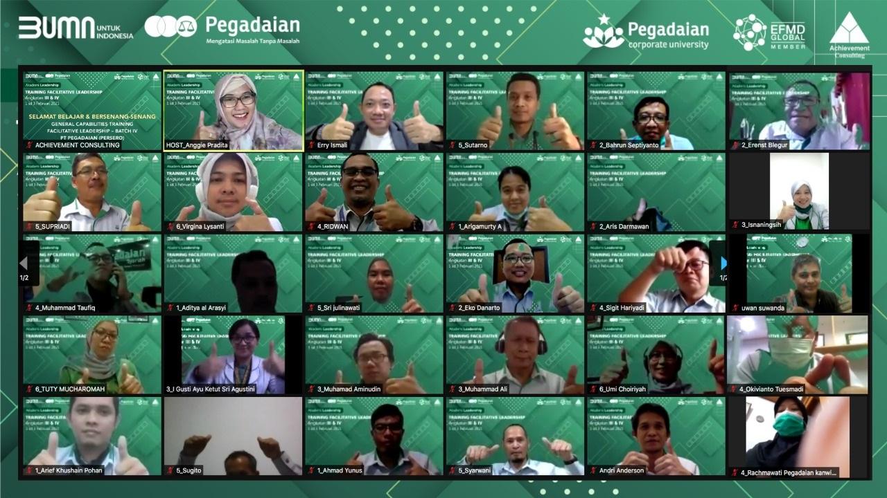Facilitative  Leadership PT Pegadaian (Persero)